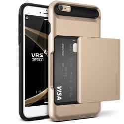 VRS Design (VERUS) iPhone 6 Plus/6S Plus Damda Glide hátlap, tok, arany