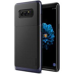 VRS Design (VERUS) Samsung Galaxy Note 8 High Pro Shield hátlap, tok, fekete-orchid szürke