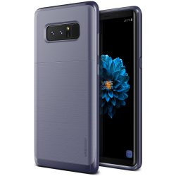 VRS Design (VERUS) Samsung Galaxy Note 8 High Pro Shield hátlap, tok, orchid szürke