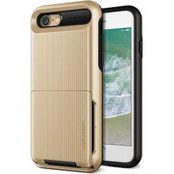 VRS Design (VERUS) iPhone 7/8 New Damda Folder hátlap, tok, arany