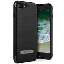 VRS Design (VERUS) iPhone 7 Plus/8 Plus New Duo Guard hátlap, tok, metál fekete