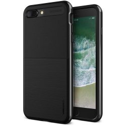 VRS Design (VERUS) iPhone 7 Plus New High Pro Shield hátlap, tok, metál fekete
