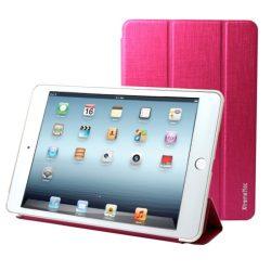 XtremeMac iPad Mini 4 oldalra nyíló tok, flip tok,, rózsaszín