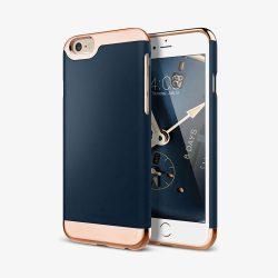 Caseology iPhone 6/6S (5.5'') Plus Savoy Series hátlap, tok, sötétkék
