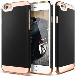 Caseology iPhone 6/6S (4.7'') Savoy Series hátlap, tok, fekete