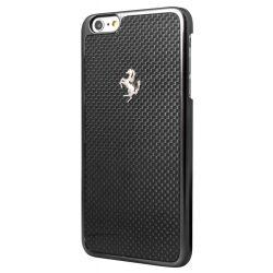 Ferrari iPhone 6 Plus/6S Plus GT Carbon Hard hátlap, tok, fekete