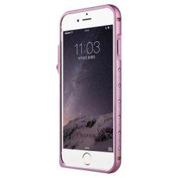 Baseus Eternal Series iPhone 6Plus/6S Plus alumínium bumper, rózsaszín