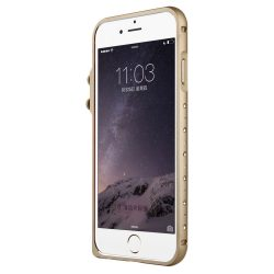 Baseus Eternal Series iPhone 6Plus/6S Plus alumínium bumper, arany