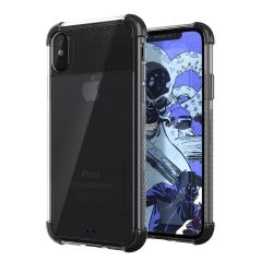 Ghostek iPhone X/Xs Covert 2 Series hátlap, tok, fekete