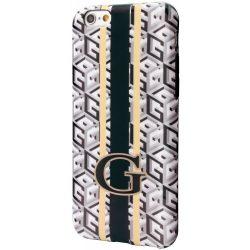 Guess iPhone 6 Plus/6S Plus G-Cube hátlap, tok, fekete