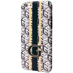 Guess iPhone 6 Plus/6S Plus G-Cube hátlap, tok, fekete