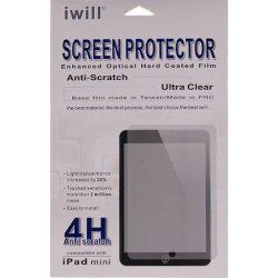 Iwill iPad Mini 1/2/3/4 karcálló 4 rétegű kijelzővédő fólia