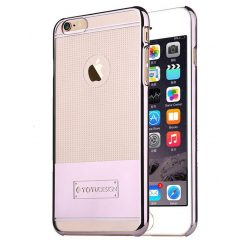 TOTU Jane series-remember case for iPhone 6 tok, lila