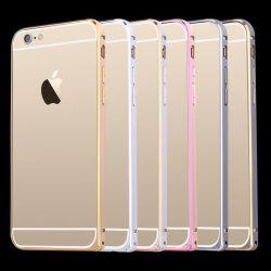TOTU Mellow series-Element case for iPhone 6 tok, rózsaszín-arany