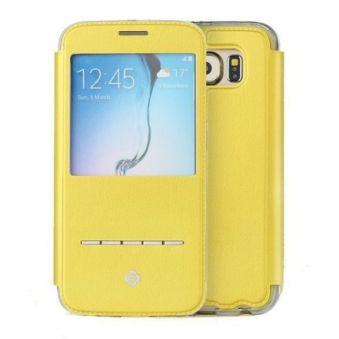TOTU Samsung Galaxy S6 Touch series case tok, arany