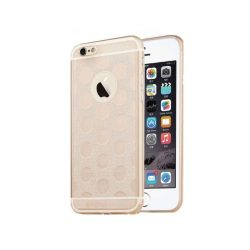 TOTU Soft series-honeycomb style for iPhone 6 tok, arany