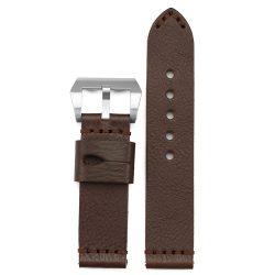 Apple Watch borjú bőr 44mm óraszíj, kávé barna
