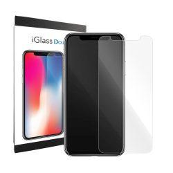 iGlass Double kijelzővédő üvegfólia – iPhone X