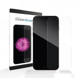 iGlass Double kijelzővédő üvegfólia – iPhone 8