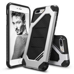 Ringke Max Armor iPhone 7 Plus/8 Plus Heavy Duty Rugged hátlap, tok, ezüst